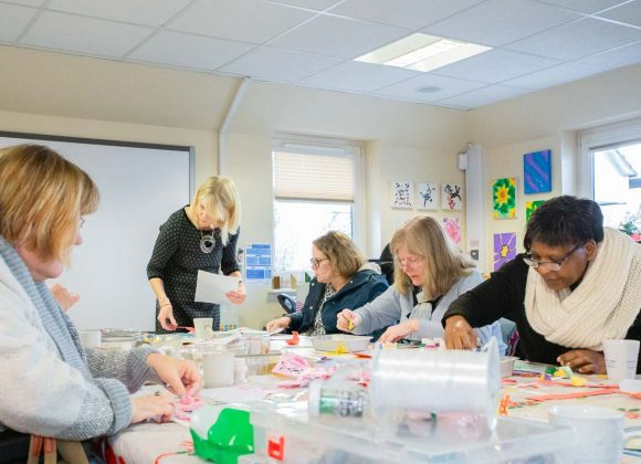 Paradigm Housing Supports our Wellbeing Programme
