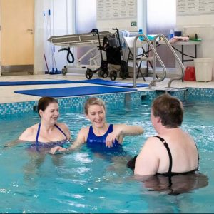 Physiotherapist  – Aquatic Therapy