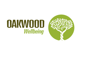 Oakwood wellbeing logo