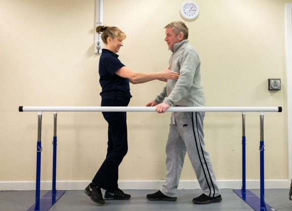 Enthusiastic Physio Volunteer Wanted