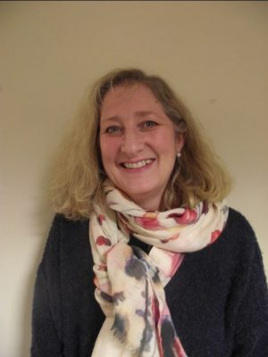 Alison Heywood - trustee