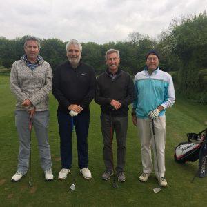 Golf Day on Par for Success