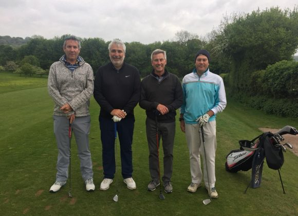 Golf Day on Par for Success
