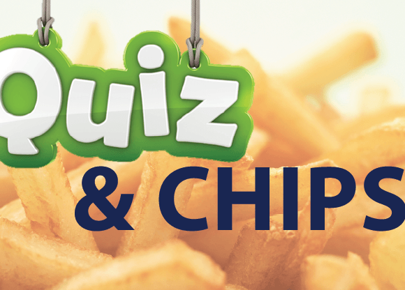 Quiz & Chips logo