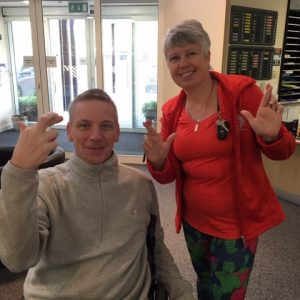 National Lottery awards grant towards physiotherapy treatment