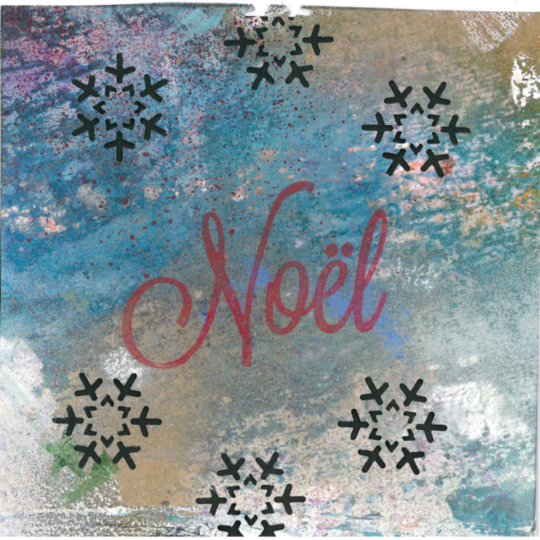 Angell Art Group designed 'Noel'