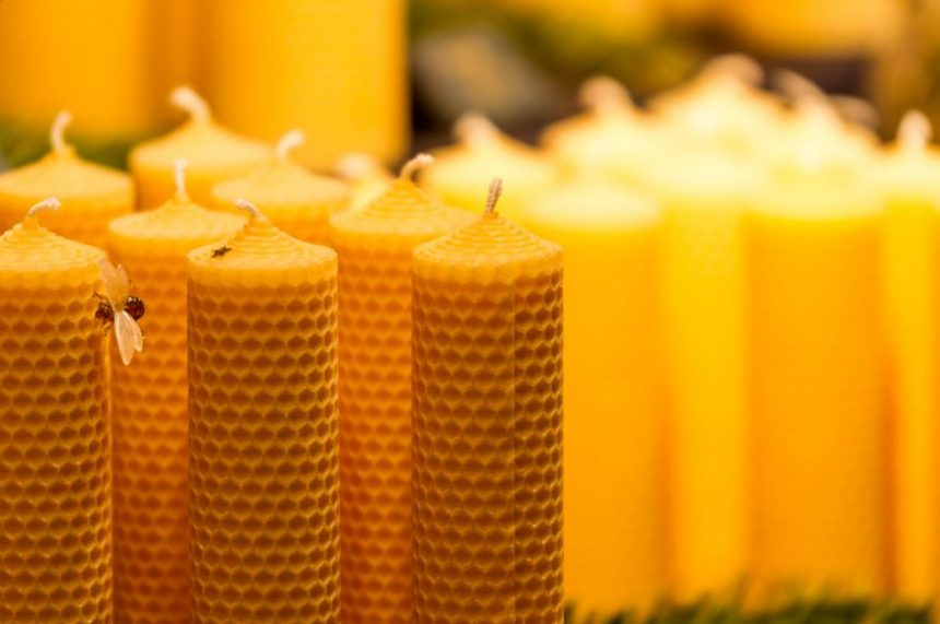 Beeswax Candle Making
