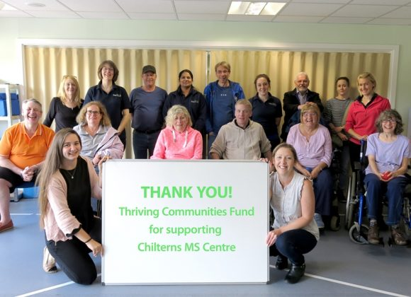 Thriving Communities Fund Supports the Centre Again