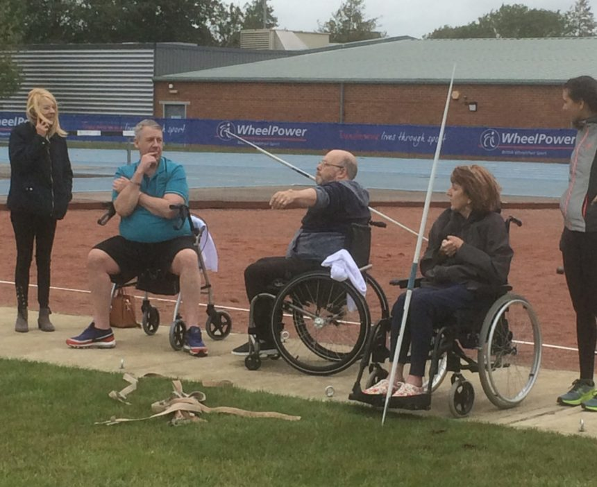 Adaptive Activities with the Chilterns MS Centre