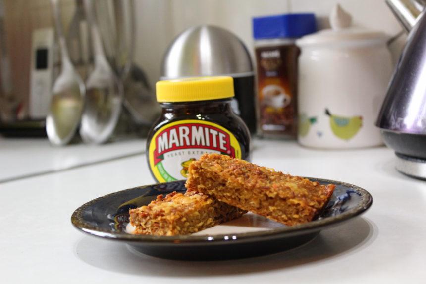 Marmite Flapjacks