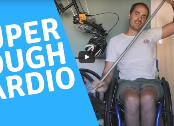10 Minute Wheelchair Cardio