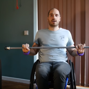 20 Minute Wheelchair Cardio