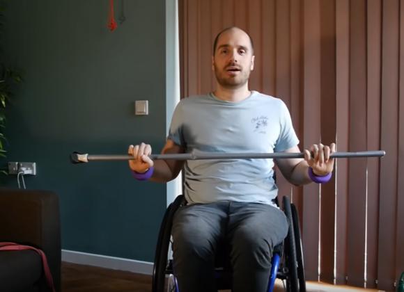 20 Minute Wheelchair Cardio
