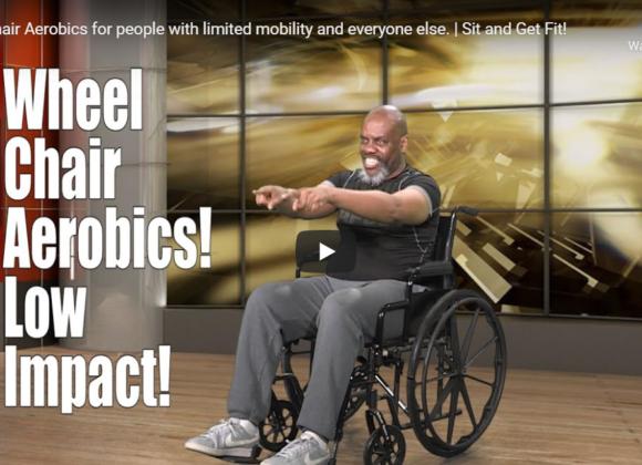 30 Minute Seated Aerobics