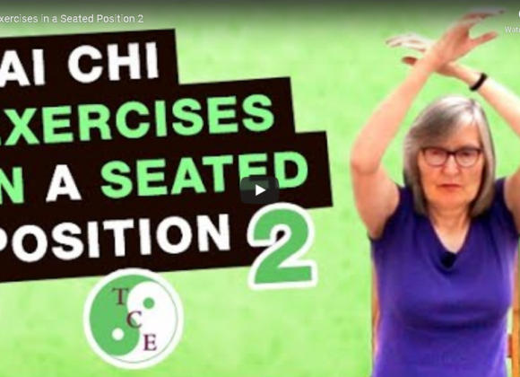 Seated Tai Chi Exercises 2