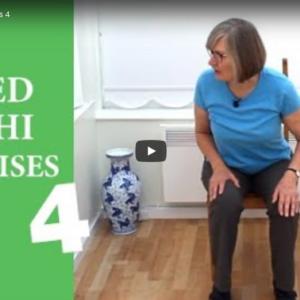Seated Tai Chi Exercises 4