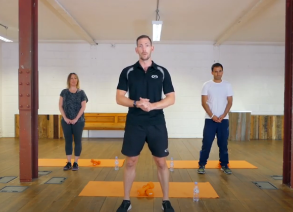 Lower Body Workout to Boost Brain Health