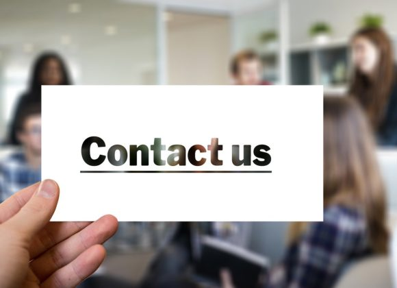 How And When To Contact Us