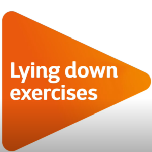 Low Impact Lying Down Exercises