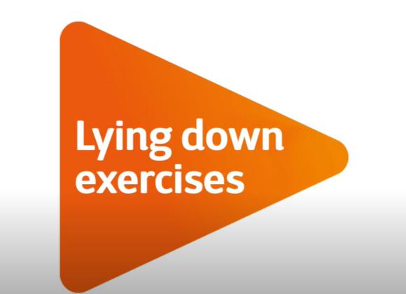 Low Impact Lying Down Exercises