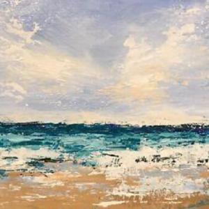 Art Challenge: Seascapes