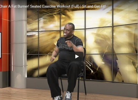 Turbo Chair Workout