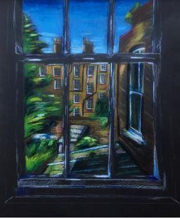 Art Challenge: View From My Window