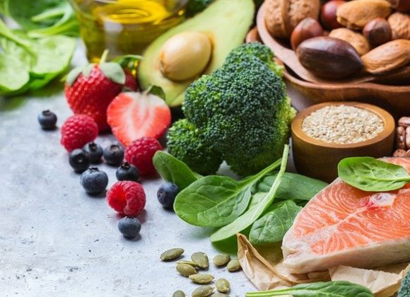 Nutrition Corner: The MS Diet