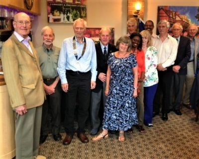 A Birthday Gift from Tring Lions Club