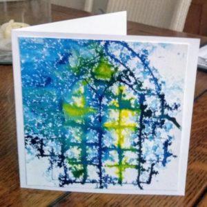 Art Challenge: Seasonal Windows