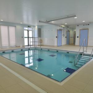 Newly-refurbished Pool Opens