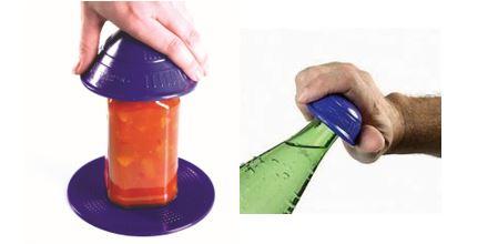 OT Tips – Dycem Jar and Bottle Openers